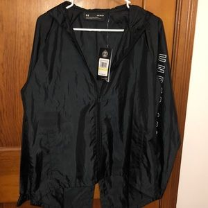 Under armour water-resistant jacket